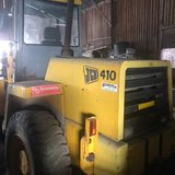 Incarcator frontal JCB 410